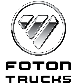 Foton trucks logo copy